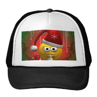Cute smiley hat