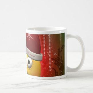Cute smiley coffee mugs