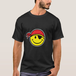Cute Smiley Pirate T-Shirt
