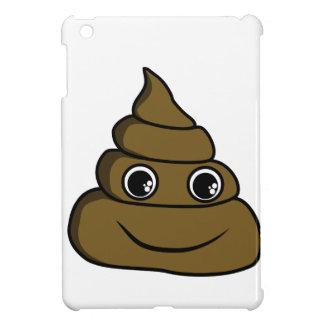 cute smiley poop iPad mini cover
