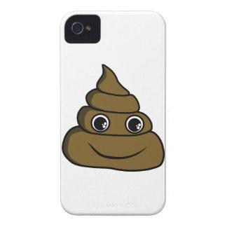 cute smiley poop iPhone cover