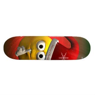 Cute smiley skate decks