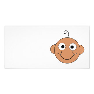 Cute Smiling Baby. Photo Cards