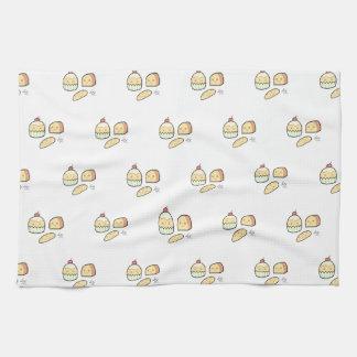 Cute Snacks - Tea Towel