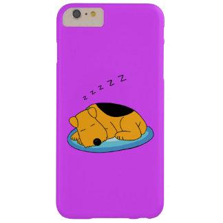 Cute Snoring Puppy Dog iPhone 6/6 Plus Case