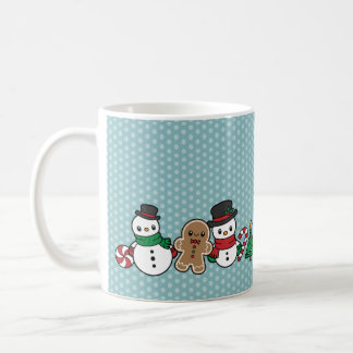 Cute Snow Pals mug