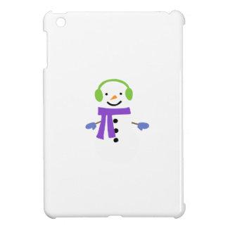CUTE SNOWMAN COVER FOR THE iPad MINI