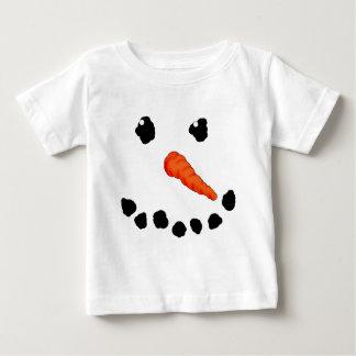 Cute Snowman Tee Shirt