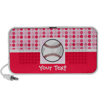 Cute Softball Mp3 Speaker