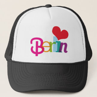 Cute souvenir hat from Berlin
