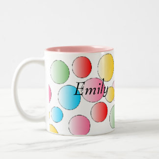 Cute Spots Mug -customise