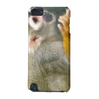 Cute Squirrel Monkey iTouch Case iPod Touch (5th Generation) Covers