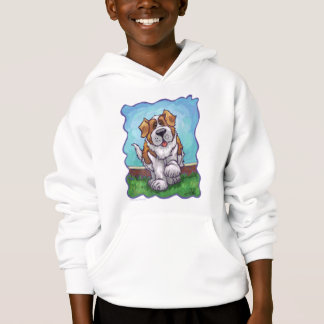 Cute St. Bernard Kids T-Shirts