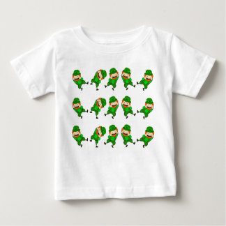 cute st patricks day baby tee