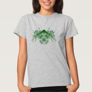 Cute St. Patrick's Day Shamrock Shirt