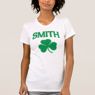 Cute St Patricks Day Smith Irish T Shirt