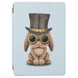 Cute Steampunk Baby Bunny Rabbit iPad Air Cover