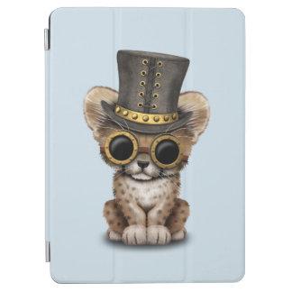 Cute Steampunk Baby Cheetah Cub iPad Air Cover
