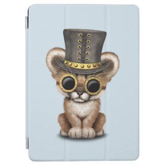 Cute Steampunk Baby Cougar Cub iPad Air Cover