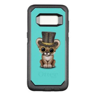 Cute Steampunk Baby Cougar Cub OtterBox Commuter Samsung Galaxy S8 Case