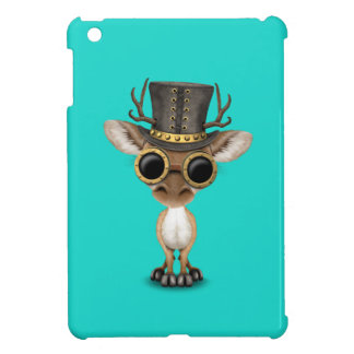 Cute Steampunk Baby Deer Case For The iPad Mini