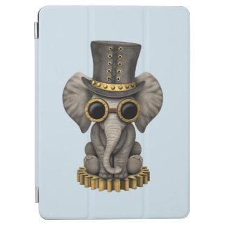 Cute Steampunk Baby Elephant Cub iPad Air Cover