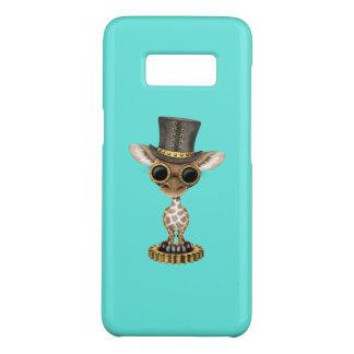 Cute Steampunk Baby Giraffe Case-Mate Samsung Galaxy S8 Case
