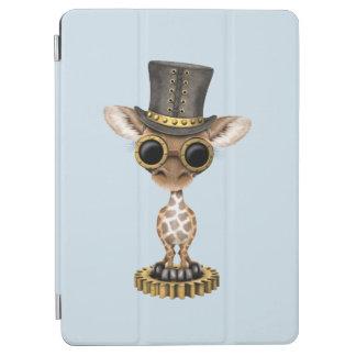 Cute Steampunk Baby Giraffe iPad Air Cover