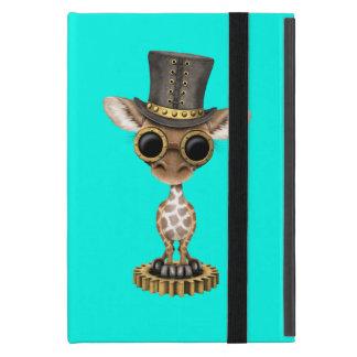 Cute Steampunk Baby Giraffe iPad Mini Case