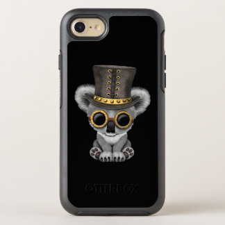 Cute Steampunk Baby Koala Bear OtterBox Symmetry iPhone 8/7 Case