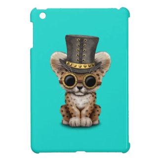 Cute Steampunk Baby Leopard Cub Cover For The iPad Mini
