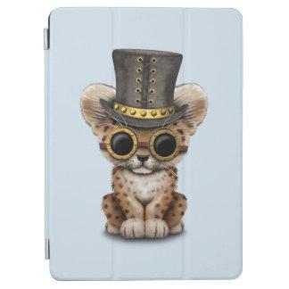 Cute Steampunk Baby Leopard Cub iPad Air Cover