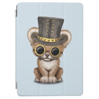 Cute Steampunk Baby Lion Cub iPad Air Cover