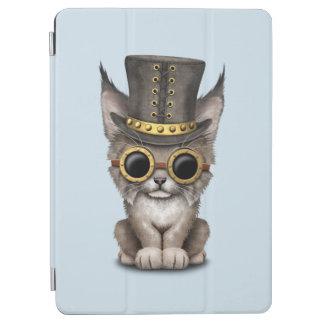Cute Steampunk Baby Lynx Cub iPad Air Cover
