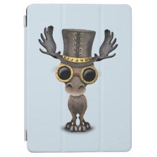 Cute Steampunk Baby Moose iPad Air Cover