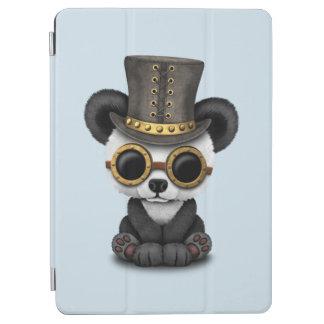Cute Steampunk Baby Panda Bear Cub iPad Air Cover