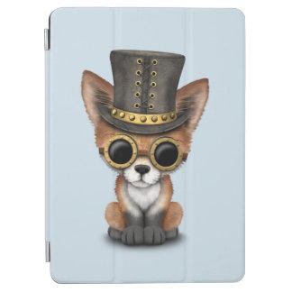 Cute Steampunk Baby Red Fox iPad Air Cover