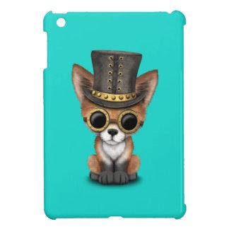 Cute Steampunk Baby Red Fox iPad Mini Case