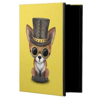 Cute Steampunk Baby Red Fox Powis iPad Air 2 Case