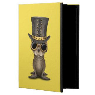 Cute Steampunk Baby Sea Lion Powis iPad Air 2 Case