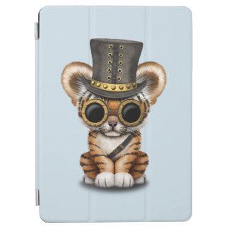 Cute Steampunk Baby Tiger Cub iPad Air Cover