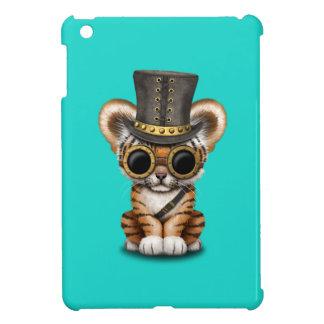 Cute Steampunk Baby Tiger Cub iPad Mini Case