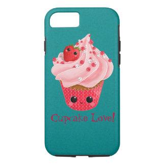 Cute Strawberry Cupcake iPhone 7 Case