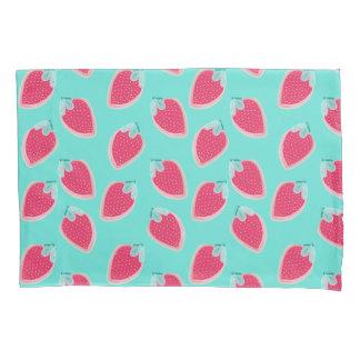 Cute Strawberry Fruit Pattern Pillowcase