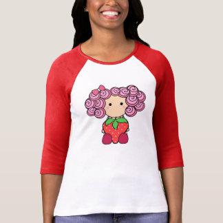 Cute Strawberry Girl T-Shirt