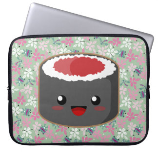 Cute Sushi Laptop Sleeve