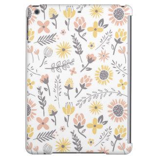 Cute Sweet Floral Design Blush Case