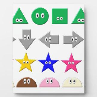 Cute Symbol Plaque