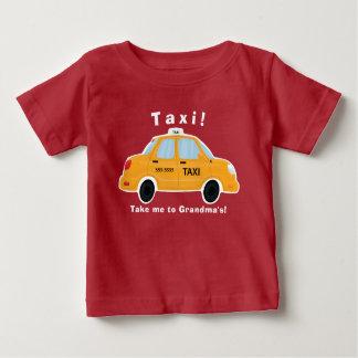 Cute Taxi Cab T-Shirt - Baby - Toddler - Kids