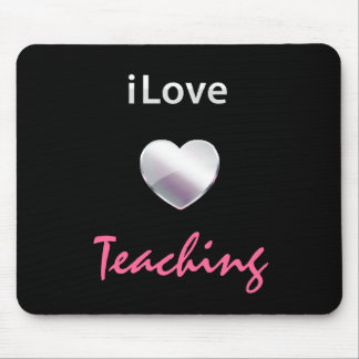 Cute Teaching / Teacher Mouse Pad